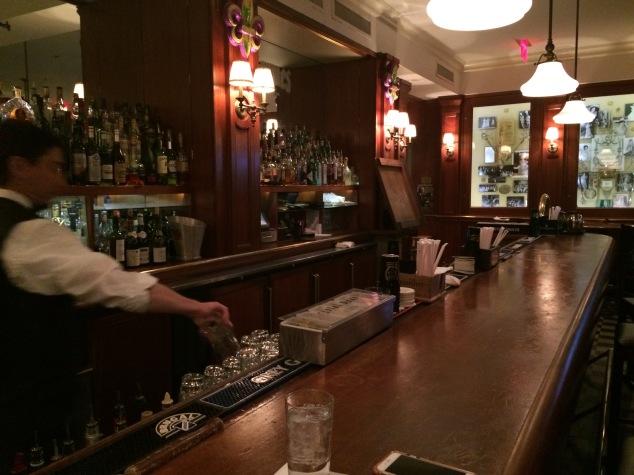 Antoine's bar