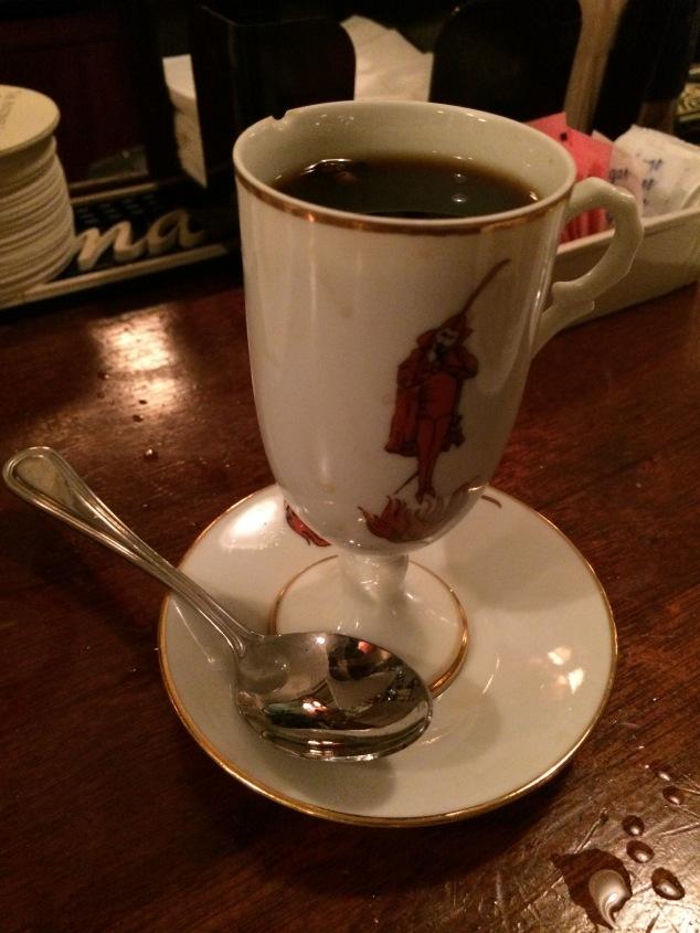 cafe brulot